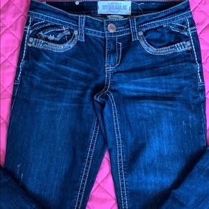 Hydraulic Jeans - Very cool Hydraulic Jeans! Boot cut. Perfect jeans
